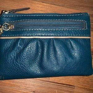 Beautiful Teal Wallet